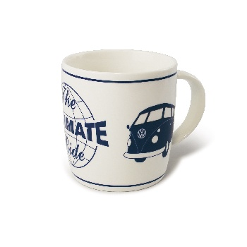 VW T1 BUS COFFEE MUG 370ml IN GIFT BOX - THE ULTIMATE RIDE