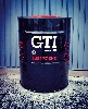 VW GTI CHAIR OIL DRUM (208L) - BLACK