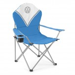 VW DELUXE PADDED CHAIR - BLUE