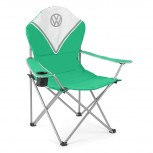 VW DELUXE PADDED CHAIR - GREEN