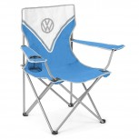 VW STANDARD CAMPING CHAIR - BLUE  (OLD: B-517034)