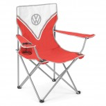 VW STANDARD CAMPING CHAIR - RED  (OLT: B-517041)