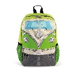 VW T1 BUS BACKPACK SMALL - GREEN
