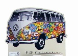 HEADER VW T1 BUS REGAL DISPLAY HEADER VW BUS T1 SHELF DISPLAY