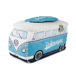 VW T1 BUS 3D NEOPRENE UNIVERSAL BAG - TURQUOISE