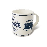 VW T1 BUS KAFFEETASSE 370ml IN GESCHENKBOX - THE ULTIMATE RIDE