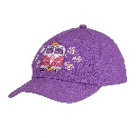 VW T1 BUS KINDER CAP - LILA