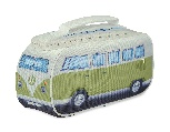 VW T1 BUS LUNCH BAG - GREEN