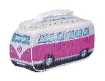 VW T1 BUS LUNCH BAG - PINK