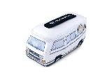 VW T3 BUS 3D NEOPRENE UNIVERSAL BAG - WHITE